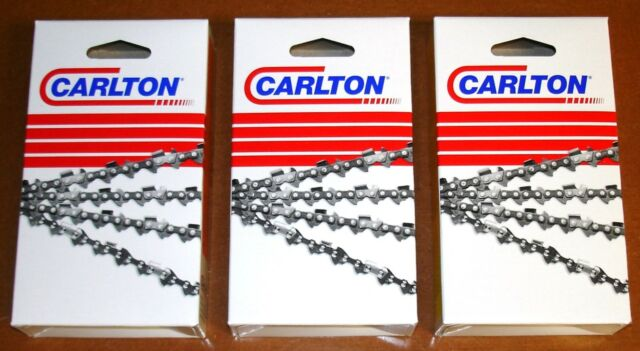 """20/"""" Ripping Chain 3 pak MS310 MS311 MS360 A1EP-RP-72E 3"""