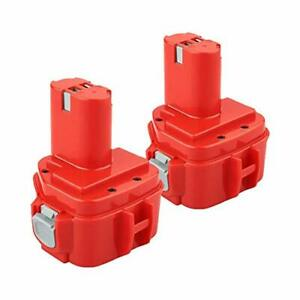 Powayup-2-12V-3-0Ah-Remplacement-pour-Makita-Batterie-Ni-MH-PA12-1220-1222