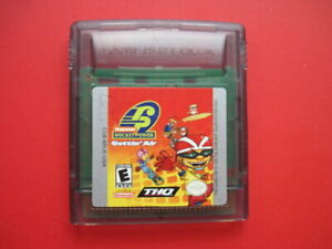 Rocket-Power-Gettin-039-Air-Nintendo-Game-Boy-Color-plays-in-Advance-SP-System