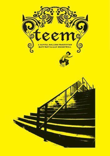 Teem - Inline Skate - Urban Tricks And Stunts [DVD] New Sealed