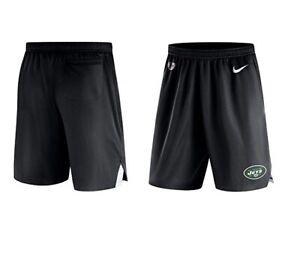 b1a40374 NEW Nike Football NFL New York Jets Men's Size XXL Knit Shorts ...