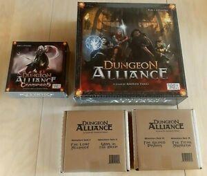 Dungeon-Alliance-Champions-Alliance-Package-Kickstarter-Edition-Eng