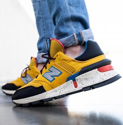 new balance 997s jaune