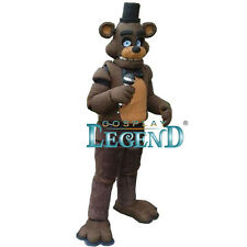Custom Made Unisex Five Nights At Freddy's Toy Brown Bunny Mascot Costume