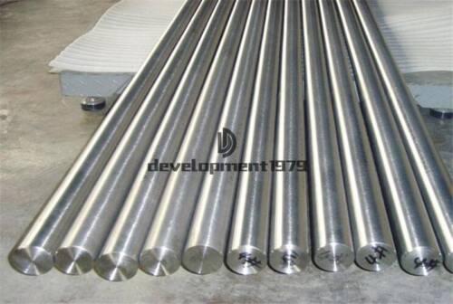 2PCS Titanium Ti Grade 5 Gr.5 Metal Rod Diameter 5mm Length 25cm  New