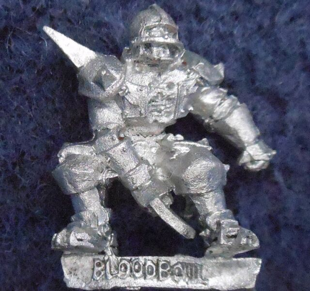 2004 Human Bloodbowl 5th Edition Lineman 3 Citadel Team Fantasy Football Sport