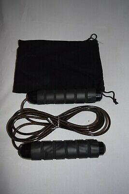 2 Pack Tangle-Free Adjustable Foam Handles Jump Rope Workout for Adult /& Kid
