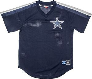 Hot Mitchell & Ness Navy NFL Dallas Cowboys Winning Team Jersey | eBay  for sale