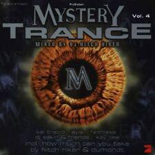 DJ Hitch Hiker Mystery trance 4 (mix, 1999) [2 CD]