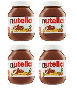 Nutella-Crema-spalmabile-alle-Nocciole-4-Barattoli-da-925g-Ferrero