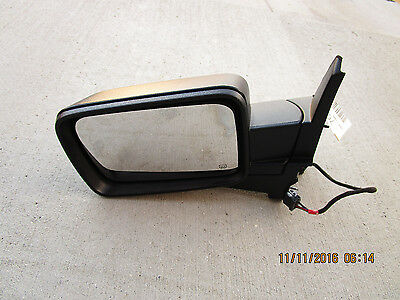 Fits 06-10 Jp Commander Left Driver Mirror Glass Only Fit Over for Auto Dim type