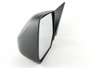 2008-2011-Mazda-Tribute-Left-Heated-Power-Door-Side-Mirror-Driver-Black-LH-OEM