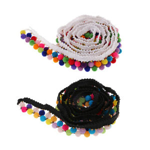 1yd-National-Style-Beaded-Tassel-Lace-Trim-Ribbon-Fringe-Drop-Sewing-Crafts