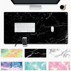 Large-Marble-Grain-Rubber-Laptop-Mouse-Pad-Mice-Mat-Desk-Cushion-Keyboard