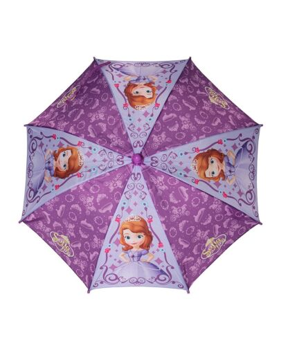 Disney Princess Sofia the First Umbrella Purple NWT