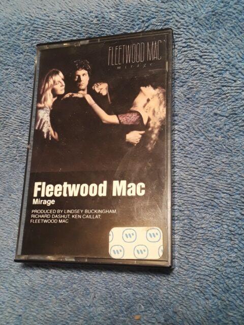 RARE OOP Fleetwood Mac CASSETTE TAPE Mirage STEVIE NICKS 1982 gypsy NO UPC PRESS