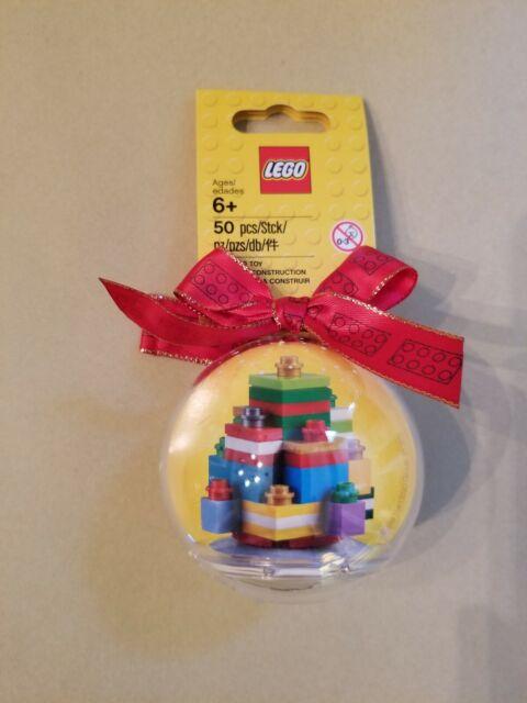 LEGO Christmas Presents Ornament 853815 Presents Holiday ...