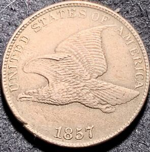 1857-Flying-Eagle-Cent-Stunning-Condition