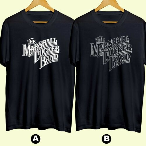 The Marshall Tucker Band American Rock Band 3 T-shirt Cotton 100/% Brand New