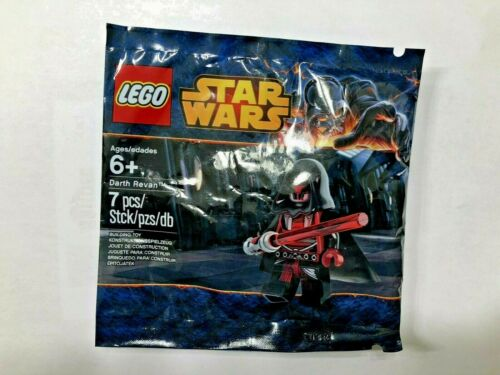 Lego Star Wars Darth Revan New  in Sealed Polybag