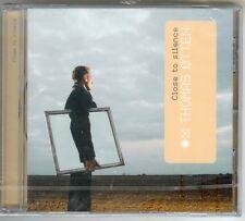 """THOMAS OTTEN  """"Close to Silence"""" - CD 1999 Virgin - NEU & OVP"""