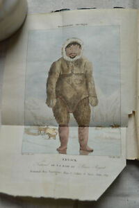 1818 Journal voyages découvertes navigations modernes T3 Verneur Gravure couleur