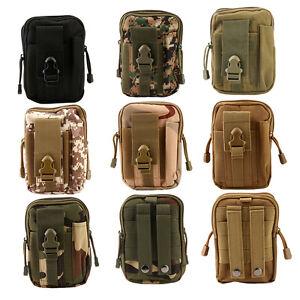 Herren-accessoires Men's Multifunctional Portable Outdoor Military Tactical Belt Waist Bag Rz Moderater Preis
