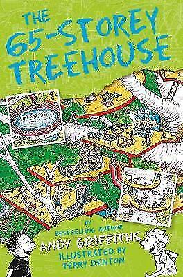 1 of 1 - The 65-Storey Treehouse (The Treehouse Books), Griffiths, Andy, Good Condition B