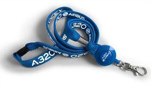Airbus-A320-Tubular-Lanyard-Badge-Reel