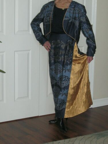 Vintage Jeanne Marc Jacket and Skirt