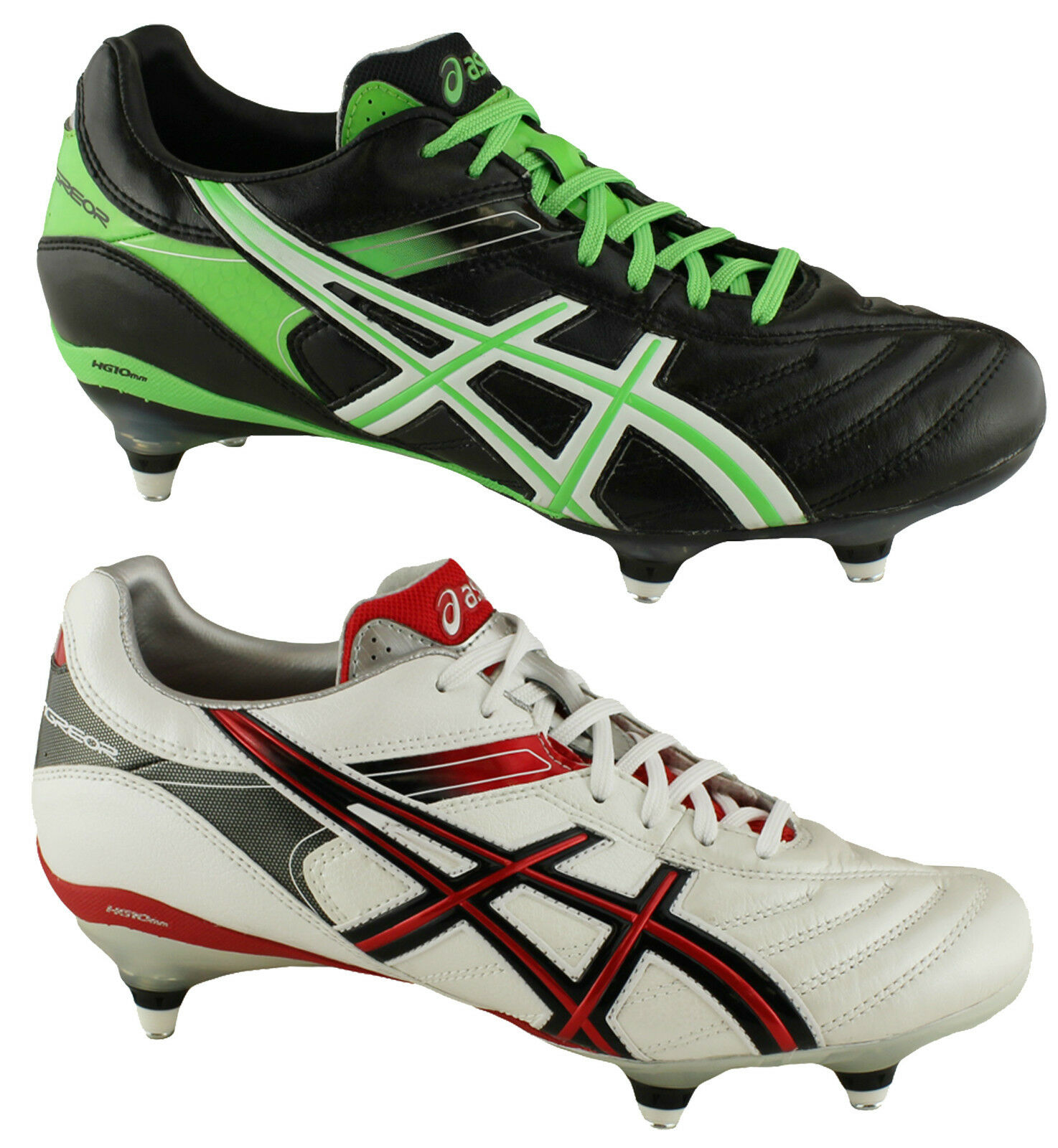 ASICS MENS LETHAL TIGEROR 5 ST FOOTBALL SOCCER RUGBY BOOTS ON EBAY AUSTRALIA