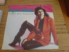 """KYM SIMS - TAKE MY ADVICE - 7"""" SINGLE"""