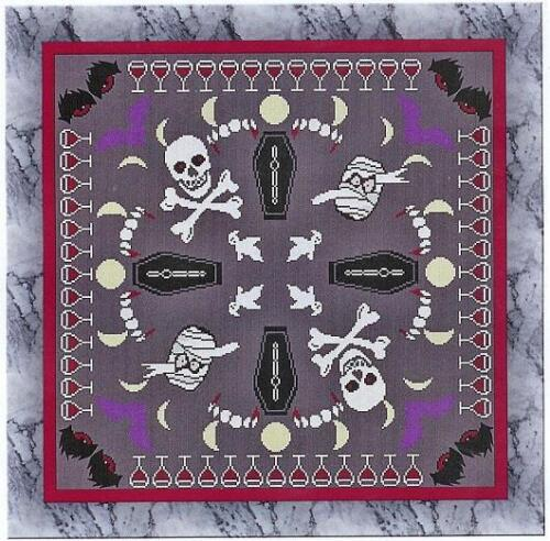 Alessandra Adelaide Needleworks Cross Stitch CHART Your Choice-Halloween//Butter