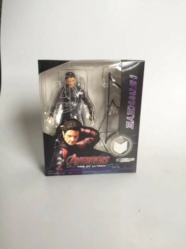 S.H.Figuarts Avengers Age Of Ultron Hawkeye SHF Action Figures KO Version Toy