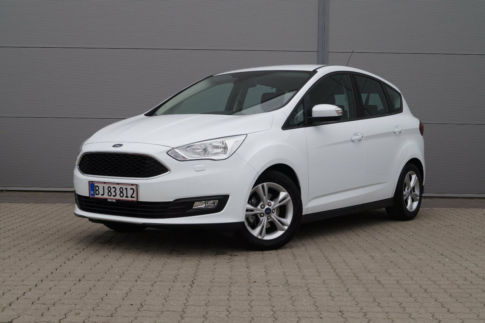Ford C-MAX 1,5 TDCi 120 Business 5d - 209.900 kr.