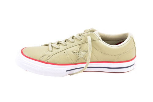 Taille Ox One £ Converse Rrp Vert Chaussures Uk 160625 4 Bcf87 Unisexe Star 89 wp5q5t0