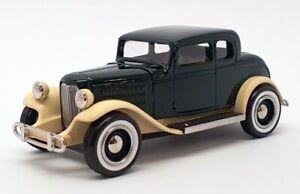 Durham clásicos 1/43 escala CC-01E - 1932 Ford Hot Rod-Verde/Crema