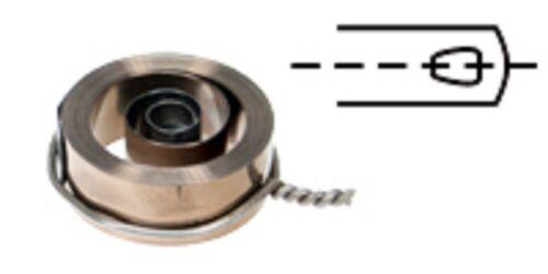 Zugfedern erster Qualität aus Deutschland für Großuhren 20mm