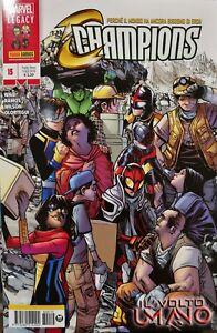 Panini Comics Champions N° 15 ITALIANO NUOVO #NSF3 Marvel Legacy