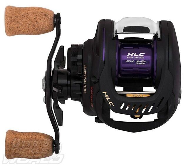 Daiwa Zillion HLC 1514S HL (Left Handed) Baitcast Fishing Reel  NEW @ Otto's Tac