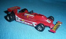 104A Yaxon Italy Ferrari T4 F1 Schekter 1979 # 11 Racing Team 1/43