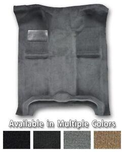 Quad-Cab-4-Door-Crew-Cab-Complete-Cutpile-Replacement-Carpet-Choose-Color