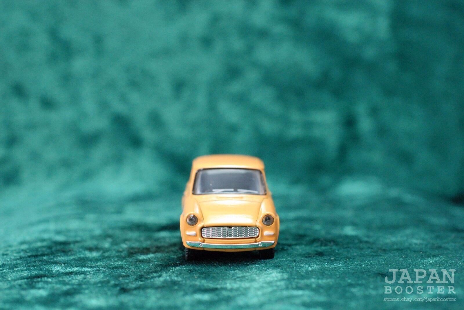 Tomica Limited Vintage Lv 08a 1 64 Toyota Publica Orange 4904810205951 Ebay