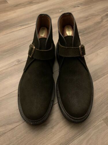 Alden Suede George Boot 9D Barrie