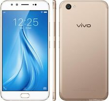 Vivo V5 Plus 4G VoLte Dual  Camera 20 MP + 8 MP 4GBRAM  64GB ROM   (Gold)