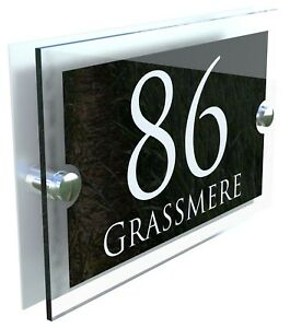 Contemporary-House-Sign-Plaques-Door-Number-1-9999-Personalised-Name-Plate
