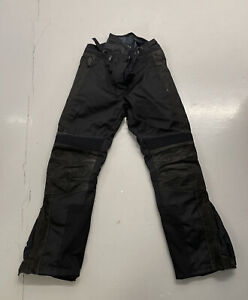 Hein-Gericke-Textile-Motorcycle-Motorbike-Trousers-UK-36-Removable-Armour