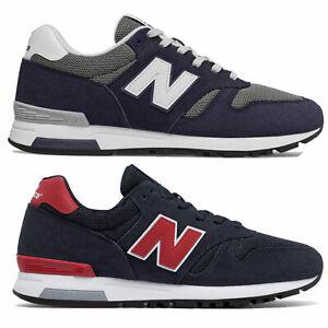 New Balance 565 ML565 Baskets pour Hommes Chaussures de Sport Lifestyle-Schuhe