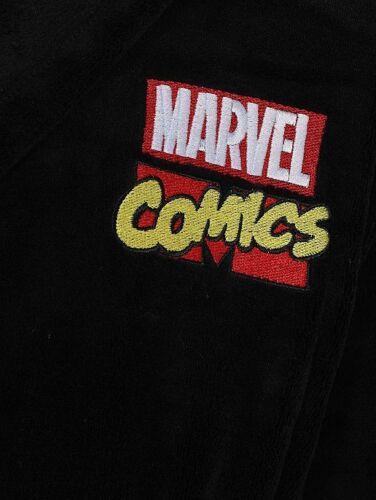 L Gown Medium Large Bnwt Dressing M Comics Mens Fleece Marvel wTHzqR