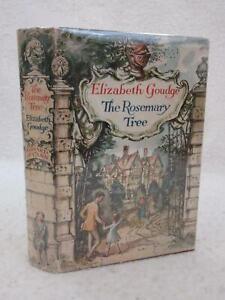 Elizabeth-Goudge-THE-ROSEMARY-TREE-1956-Coward-McCann-NY-First-Edition-HC-DJ